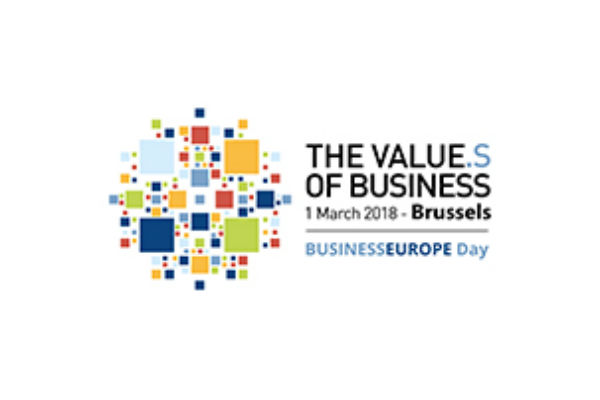Ден на BUSINESSEUROPE - 2018