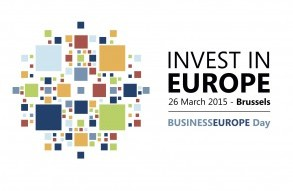 BUSINESSEUROPE DAY - 26 март 2015 г., Брюксел