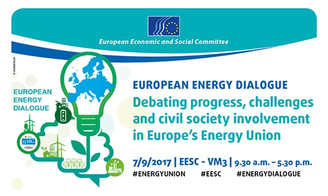 European Energy Dialogue on the Energy Union: progress, governance, and civil society participation