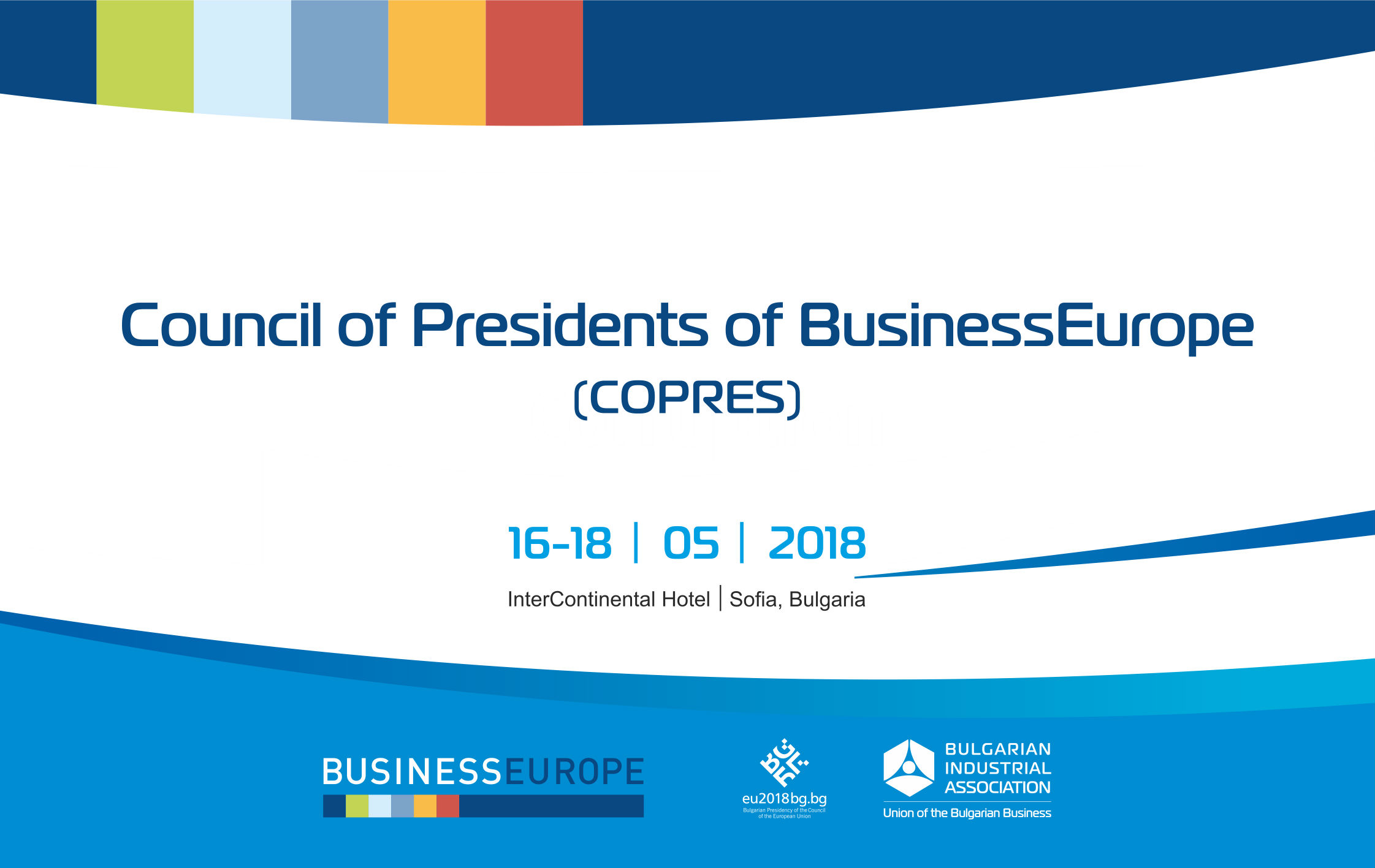 Съвет на президентите на BusinessEurope (BusinessEurope Council of Presidents - COPRES)