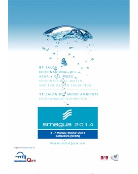 21th edition of SMAGUA, the International Water and Irrigation Exhibition